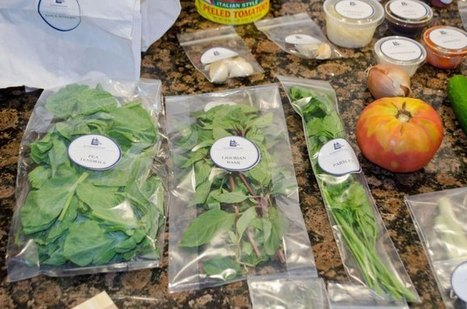 Sources: Blue Apron Cooks Up $50M From Stripes Group At $450M Valuation | TechCrunch | Digital-News on Scoop.it today | Scoop.it