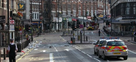 London riots: Understanding technology's role in the thick of it | ZDNet | Social Media and its influence | Scoop.it