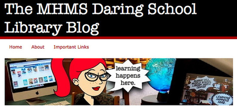 thedaringlibrarian - home | Education Library and More | Scoop.it