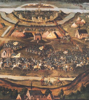 24 février 1525 - François 1er est fait prisonnier à Pavie | Racines de l'Art | Scoop.it