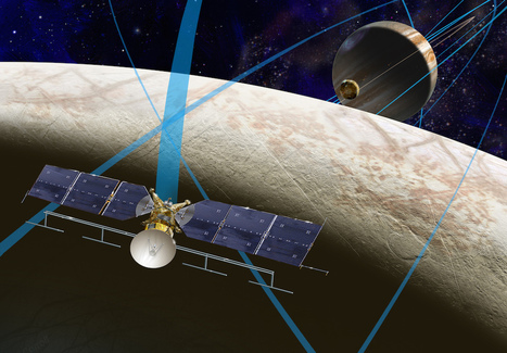 Europa Clipper concept team aims for launch in 2022 | Spaceflight Now | Europa News | Scoop.it