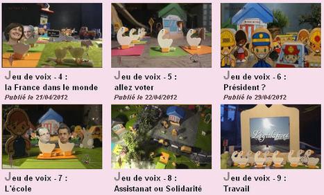 Jeu de voix - Mags d'inu: 10 vidéos | Français | Scoop.it