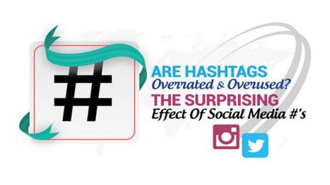 Les Hashtags sur Twitter et Instagram ont-ils un intérêt ? | CommunityManagementActus | Scoop.it