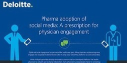 Pharma adoption of social media: A prescription for physician engagement - Market iT | Pharma Financial Social Media | Scoop.it