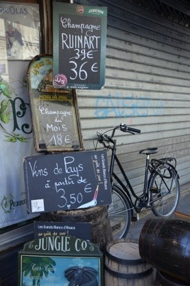 Food Photography: Wine Merchant & Bicycle   The Rambling Epicure   Scoop.it