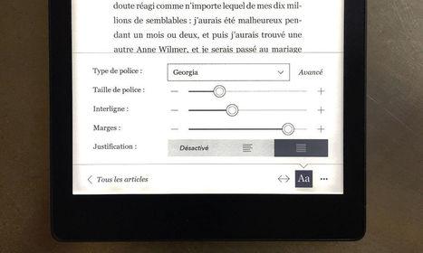 En test : Kobo Aura One, la liseuse sans faute ? | Slice42 | librairies et bibliothèques | Scoop.it