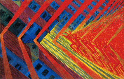 The Paintrist Files, archivesofart: The Revolt by Luigi Russolo,... | Modernities | Scoop.it