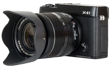 Fujifilm X-E1 Review | Thom Hogan | Photography Gear News | Scoop.it