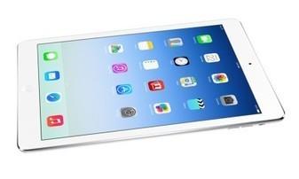 Applen uusi tabletti julki – tässä on iPad Air   Tablet opetuksessa   Scoop.it