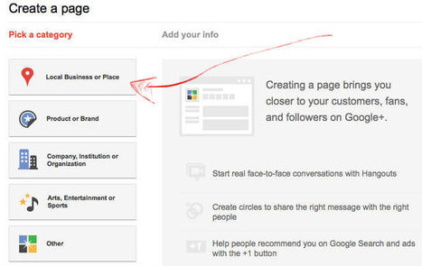 Google+ Guide for Business: Your Step-by-Step Guide to Creating A Successful Page | GooglePlus Expertise | Scoop.it