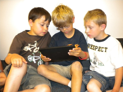 """The """"One iPad"""" Classroom 