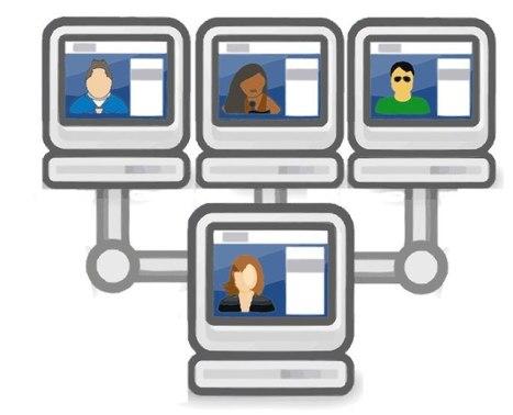 Talky, un système de visioconférence et partage d'écran anonyme | Pascal Faucompré, Mon-Habitat-Web.com | Scoop.it