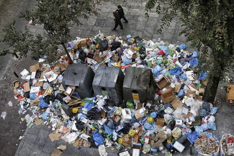 ¿Quién genera más basura?: mapa mundial de los residuos urbanos | Geografía Infinita | Ecodiseño y sostenibilidad 1 | Scoop.it
