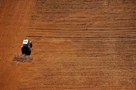 Climate change impacts farmers' mental health | Farm Safety | Scoop.it