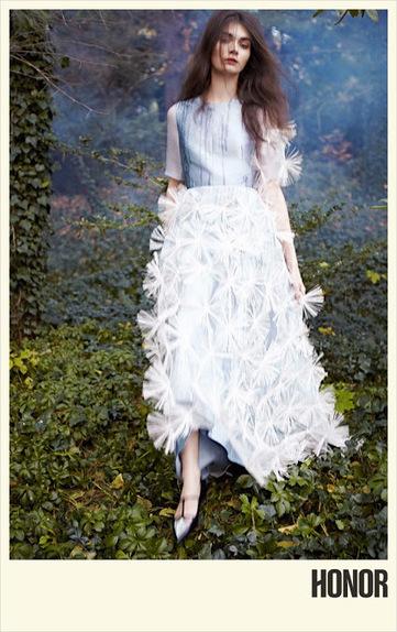 Honor, campaña PV 2014: Antonina Vasylchenko | Showroom Stilo | Tendencias | Scoop.it
