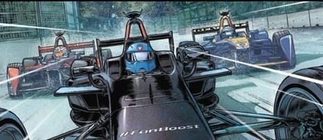 BD : comment Michel Vaillant s'est mis à la Formule E | Auto , mécaniques et sport automobiles | Scoop.it