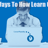 20 Ways To Learn How To Code