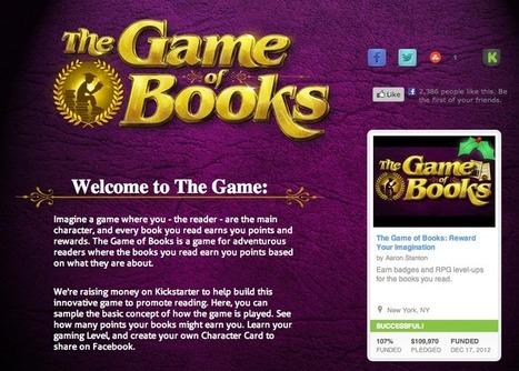 La lecture comme jeu vidéo : un Geek invente le MMORPG du livre | LibraryLinks LiensBiblio | Scoop.it