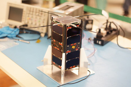 Sending Open-Source Satellites to Space | FreeIO | Heron | Scoop.it