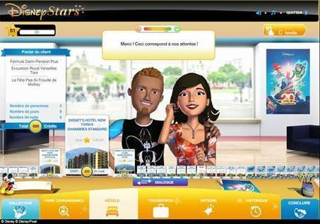KTM Advance Actualités- TROPHEE DU MEILLEUR SERIOUS GAME 2012 POUR «DISNEY STARS, L'AGENCE VIRTUELLE» | Elearning & Serious Game | Scoop.it