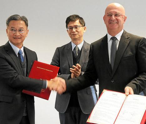 Pollution.  Une convention de coopération entre Le Cedre et Taïwan | Technologie, innovation, recherche | Scoop.it