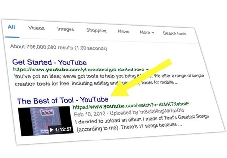 5 YouTube Tools to Boost Your Content Marketing Efforts | MarketingHits | Scoop.it