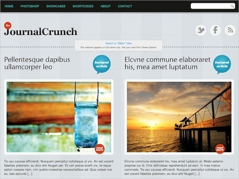 Free WordPress Themes: 2011 Edition - Smashing ...