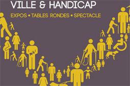 1, 2 et 3 décembre 2011 : Rencontres Ville et Handicap à #Toulouse | Toulouse La Ville Rose | Scoop.it