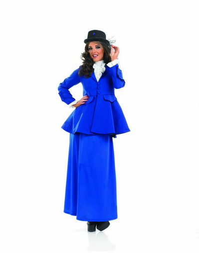 Victorian Lady Fancy Dress Costume | Fancy Dress Ideas | Scoop.it