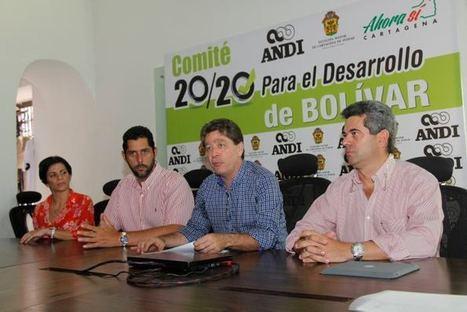 Bolívar ya tiene Comité 20/20 de la mano de la Andi   ANDI Seccional Bolívar   Scoop.it