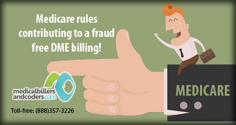 Medicare rules contributing to a fraud free DME Billing! | Medical Billing Services | Scoop.it