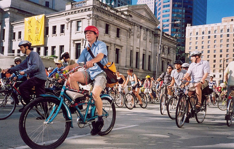 After 30 Years of Bike/Ped Advocacy, How Far Have We Come? | green streets | Scoop.it