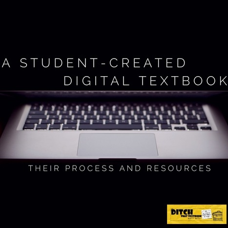 A student-created digital textbook: Their process and resources | Using Google Drive in the classroom | Scoop.it