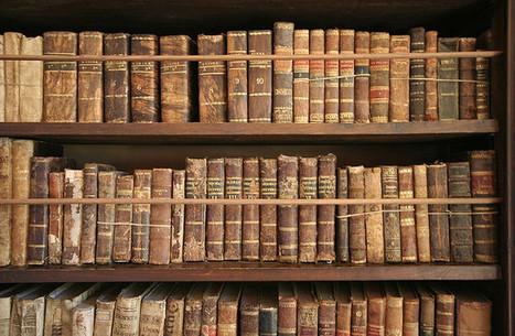 Waarom we van de geur van oude boeken houden | trends in bibliotheken | Scoop.it