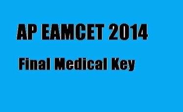 AP EAMCET 2014 Preliminary Key for Medical | Eamcet Results 2014 | Scoop.it