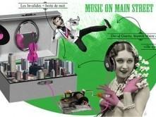 Music on Main Street | SoonSoonSoon.com | Arty Brain | Scoop.it