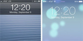Take a Tour of the Huge Visual Contrasts Between iOS 6 and iOS 7 | Gadget Lab | Wired.com | Mobile (Post-PC) in Higher Education | Scoop.it