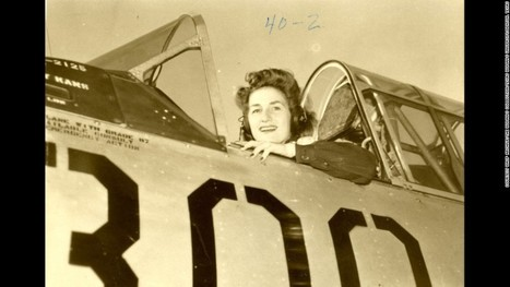 WWII female pilots now can be buried at Arlington | Gender and Crime | Scoop.it