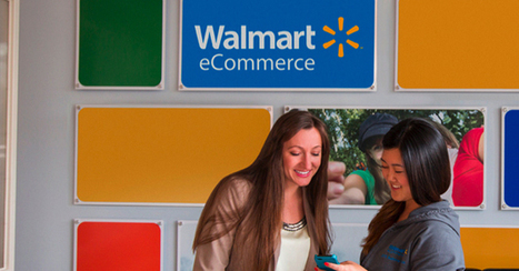 Walmart Takes On Amazon In E-Commerce - PSFK | Recherche partenariat CarrefourDanone E-Commerce | Scoop.it