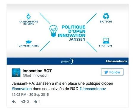 OPEN INNOVATION chez Janssen - Johnson & Johnson #hcsmeufr #pharma #jansseninnov   BEST OF PHARMAGEEK   Scoop.it