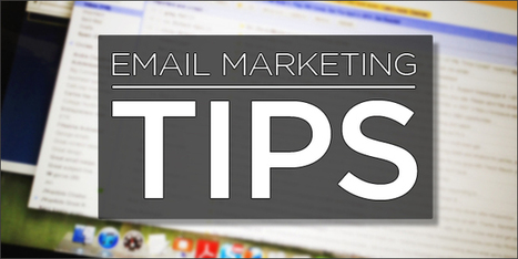 Email Marketing Tips For 2013 - AlphaSandesh Email Marketing Blog | click cabin | Scoop.it
