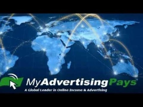 My Advertising Pays | Gagner sa vie sur le Web(Making a living on the Web) | Scoop.it