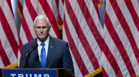 Pence Can't Identify Single Error In New WaPo Report On Trump Foundation | Upsetment | Scoop.it