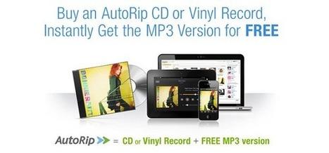 Amazon AutoRip : Le service s'étend aux vinyles | Musique et Web culture | Scoop.it
