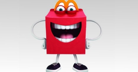 McDonald's Has a New Mascot, and It's Terrifying | Marketing in Motion | Scoop.it