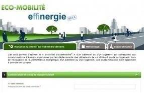 Quand éco-habitat et éco-mobilité s'associent | Constructions écologiques | Scoop.it