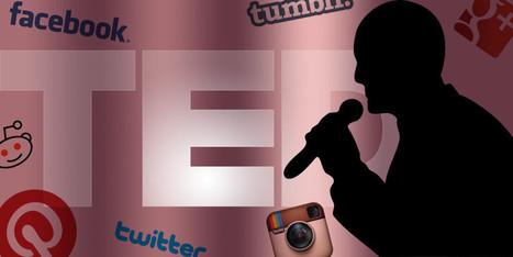 5 Inspiring Social Media TED Talks You Should Watch | Lving the ex pat life | Scoop.it