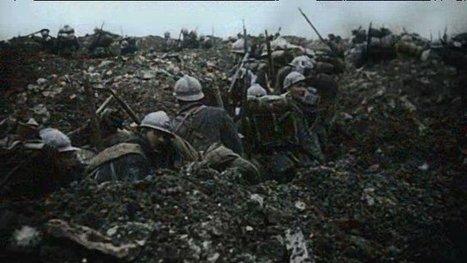 Verdun, l'apocalypse en couleurs - France 3 Lorraine | Centenaire de la Première Guerre Mondiale | Scoop.it