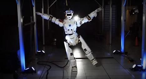 Ces robots adeptes du cross-country et voyageurs de l'espace (VIDEOS) | Une nouvelle civilisation de Robots | Scoop.it
