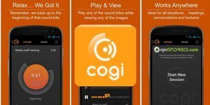 CogiApp es la nueva aplicación Android para guardar notas grabadas   Ojo Android   Scoop.it